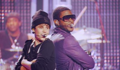 Justin i Usher znów razem