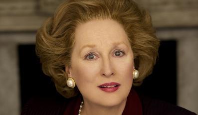 Meryl Streep jako Margaret Thatcher