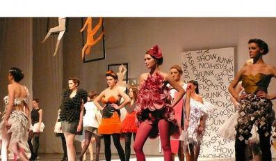 Pokaz Junk Fashion Show 2011