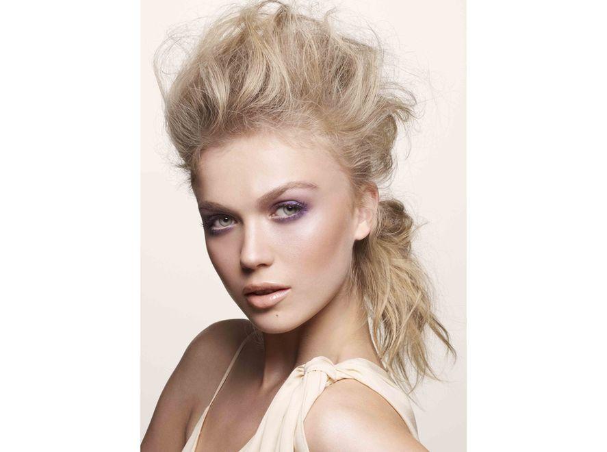 Wiosenny makijaż od Smashbox - Petel