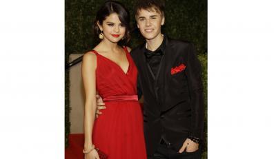 Justin z ukochaną