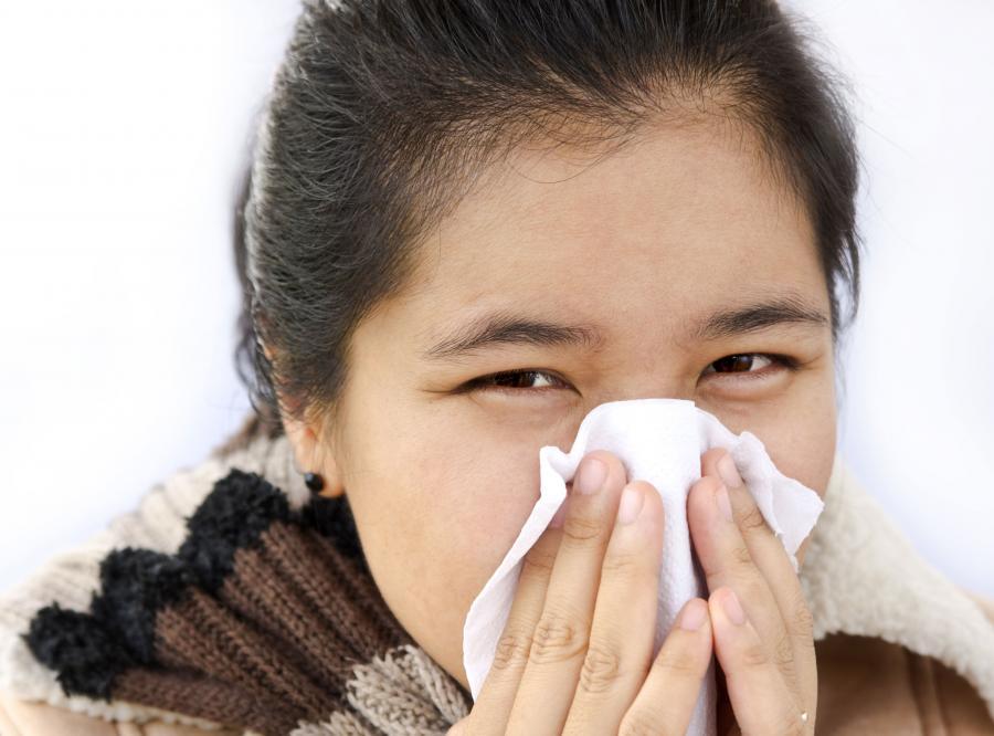Urządzenie do filtrowania powietrza może uchronić nas przed grypą i alergią