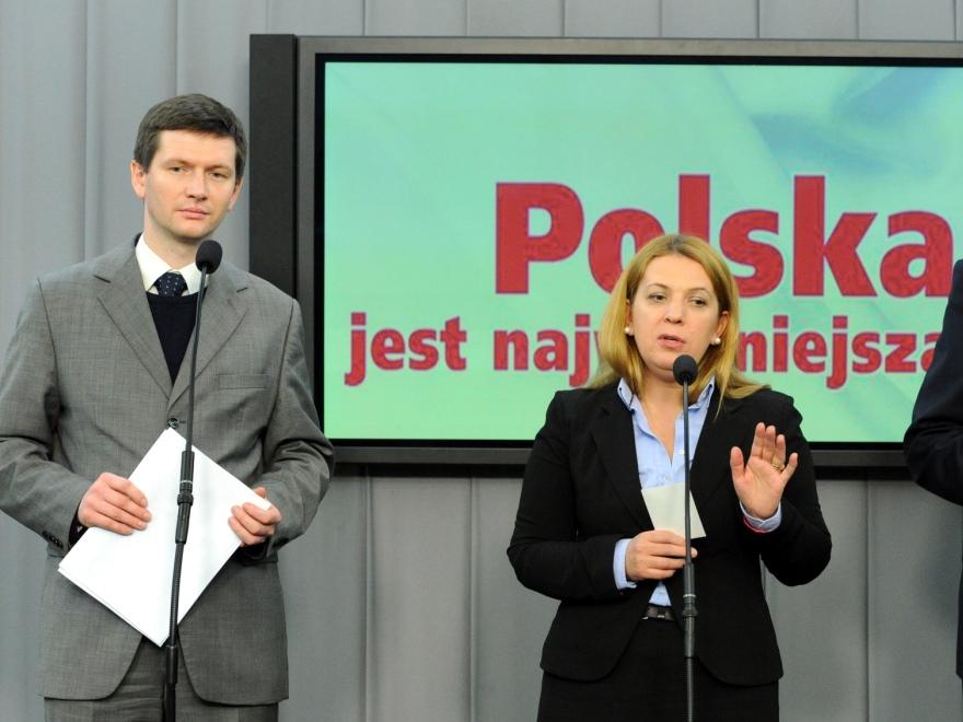 Dla Kamińskiego i Bielana Polska wciąż Jest Najważniejsza