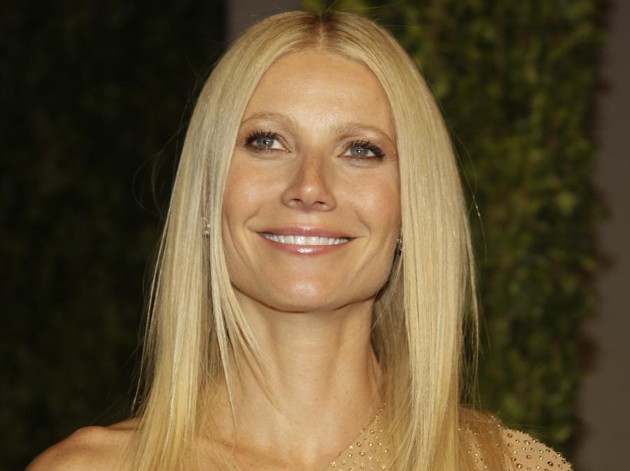 Gwyneth Paltrow chce być jak jej mąż