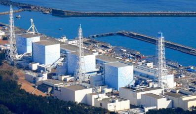 Stalowa osłona reaktora jest cała. Promnieniowanie się zmniejsza?