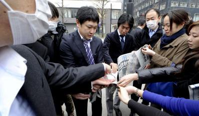 Francja chce leczyć ofiary katastrofy w japońskiej elektrowni