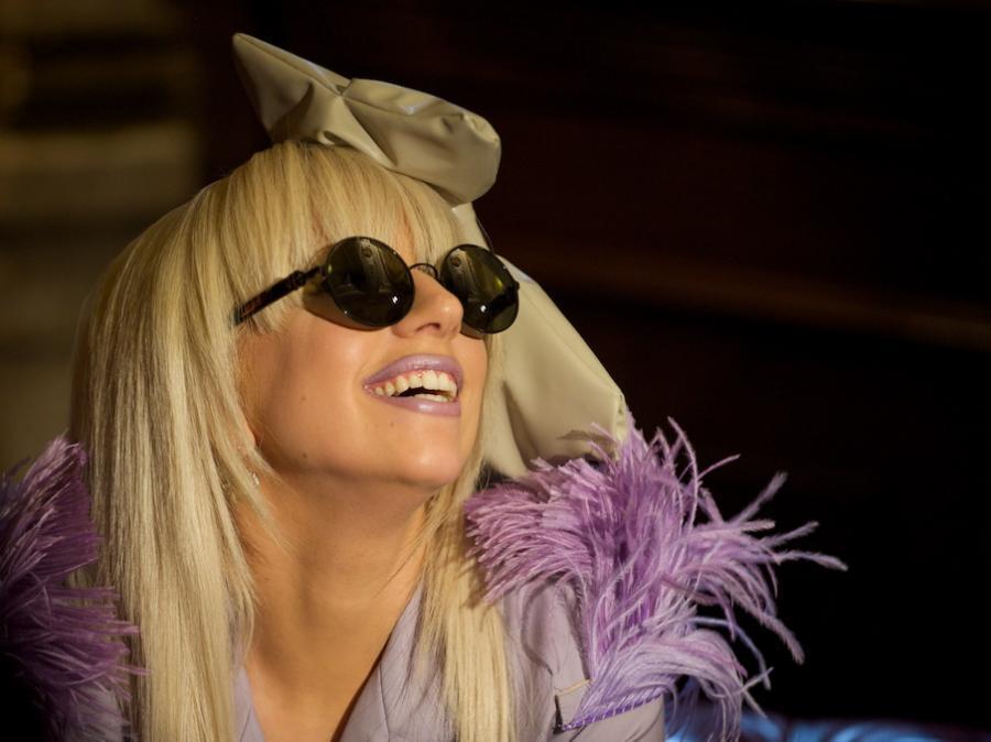 Lady Gaga nie jest głupia, nie kopiuje i nie oszukuje