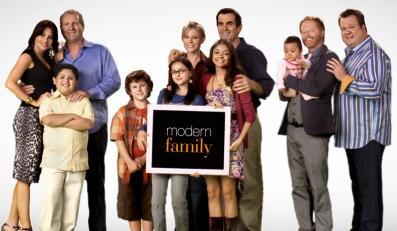 """""""Modern Family"""" w pełnym składzie"""
