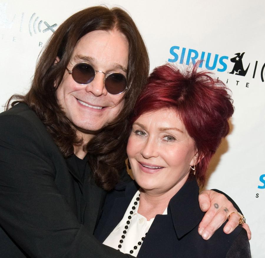 Sharon i Ozzy