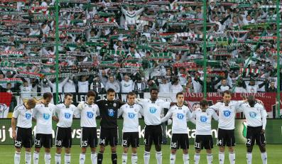 Piłkarze Legii Warszawa będą grać na Pepsi Arenie?