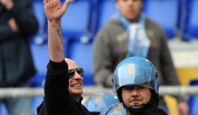Lazio ukarane za rasistowskie zachowanie kibiców