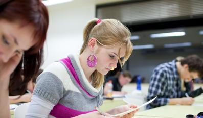 Gimnazjaliści zakończyli egzamin próby