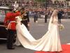 Najsłynniejsze suknie ślubne wszech czasów - Kate Middleton, ślub z księciem Williamem.
