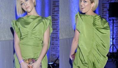 Zielono jej: oryginalna Natalia Kukulska