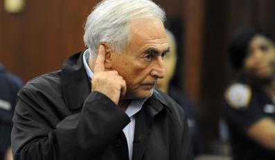 Strauss-Kahn zrezygnował z kierowania MFW
