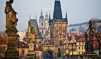 Komornik zajął majątek Pragi