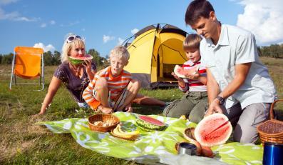 Dzieci uwielbiają aktywnie spędzać czas z rodzicami