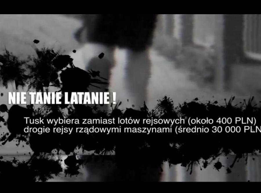 Zobacz nowy spot SLD! Napsuje krwi Tuskowi