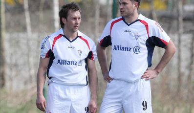 Damian Gorawski i Paweł Strąk