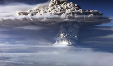 Erupcja wulkanu Puyehue-Cordon Caulle w Chile
