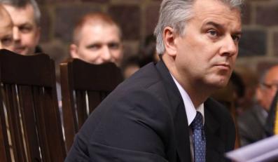 Premier Tusk rozważa odwołanie ministra Grabarczyka?