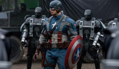 """Captain America: Pierwsze starcie"""""""