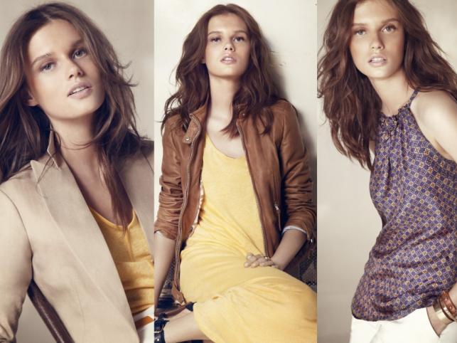 Bądź piękna w czerwcu - letnia elegancja od Massimo Dutti.