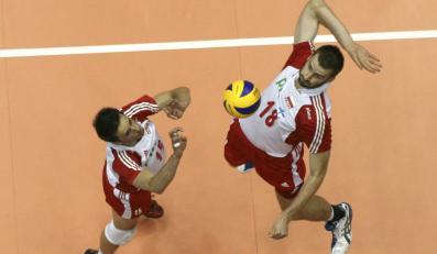Polscy siatkarze przegrali z Amerykanami