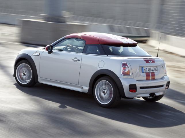 Nowe mini coupe