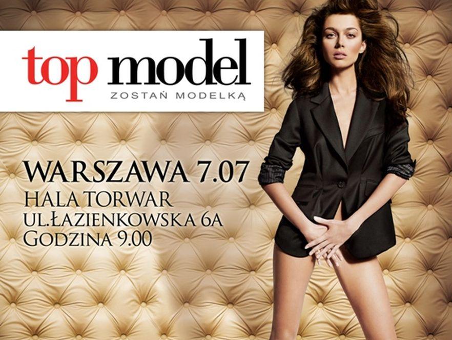 Ruszają castingi do II edycji Top Model