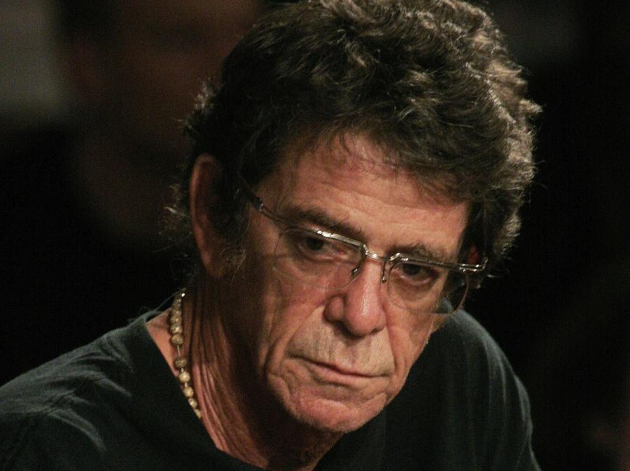 Lou Reed najlepszy z Metallicą