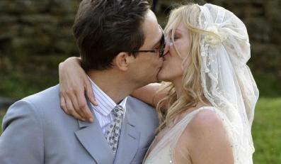 Kate Moss i Jamie Hince na ślubnym kobiercu