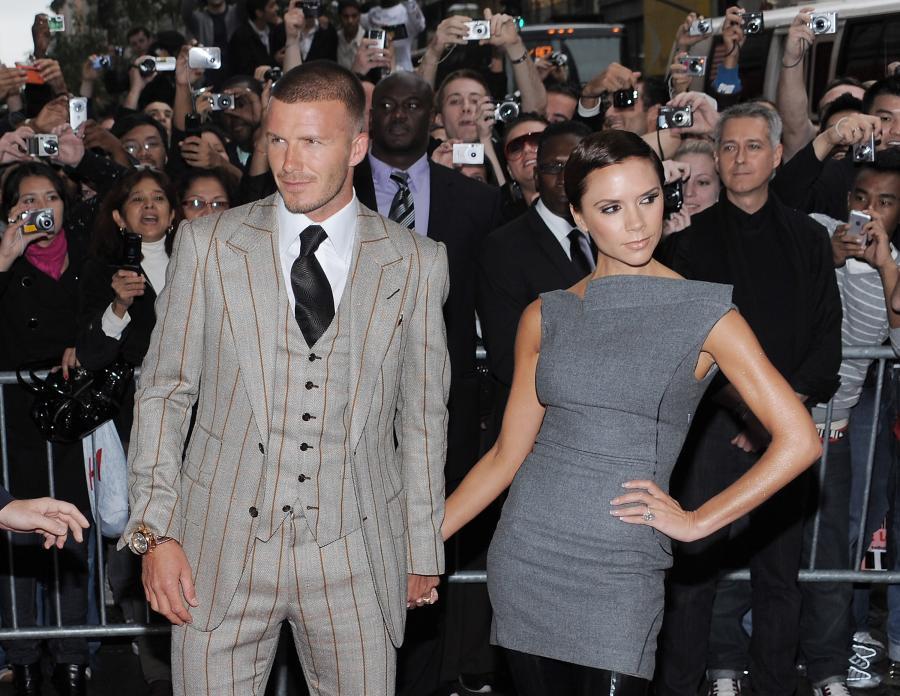 David i Victoria Beckham po raz czwarty zostali rodzicami