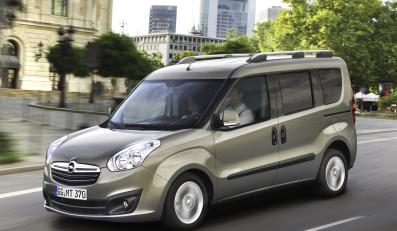 Combo - tak wygląda nowy Opel dla zapracowanych