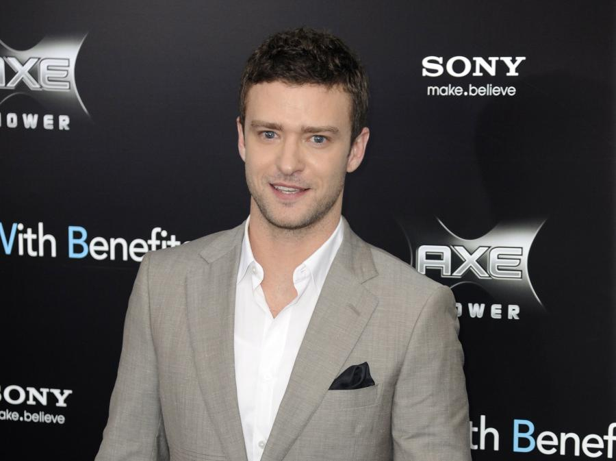Justin Timberlake wreszcie najważniejszy