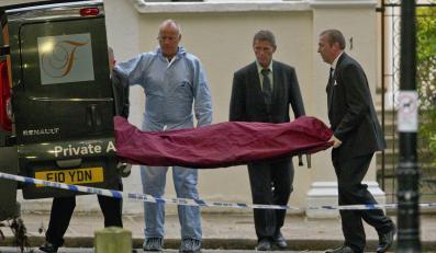 Sekcja zwłok nie ustaliła przyczyny śmierci Amy Winehouse