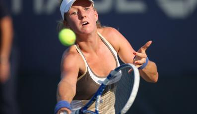 Wygrana Urszuli Radwańskiej w eliminacjach US Open
