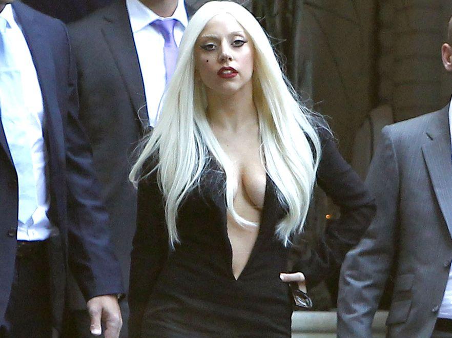 Lady Gaga nie jest ulubienicą panów