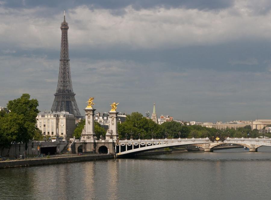 Sekwana w Paryżu