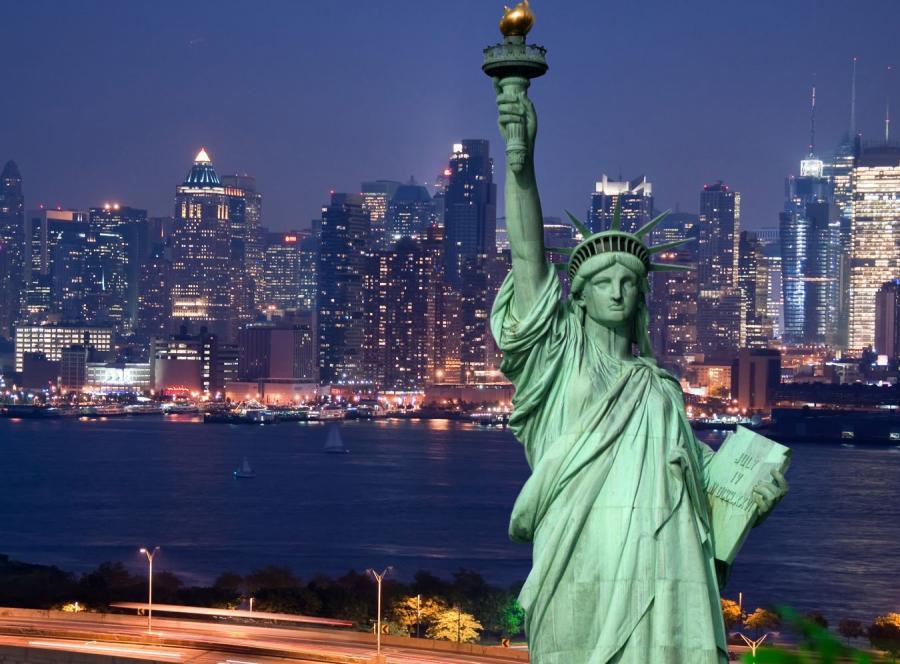 Statua Wolności nie uchroni kraju przed recesją
