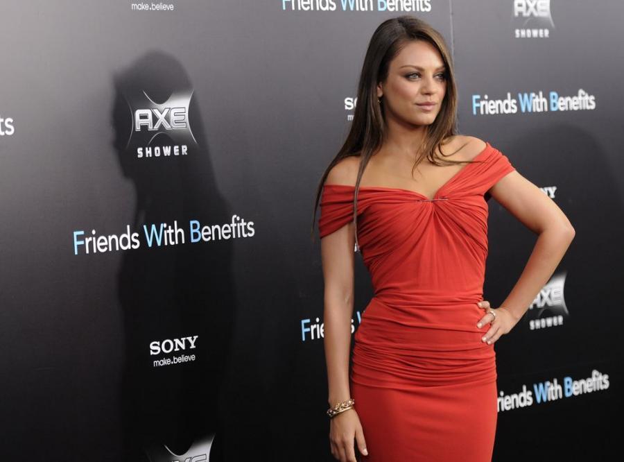 Mila Kunis twierdzi, że każda kobieta może mieć idealne ciało, wystarczy, że nad nim popracuje