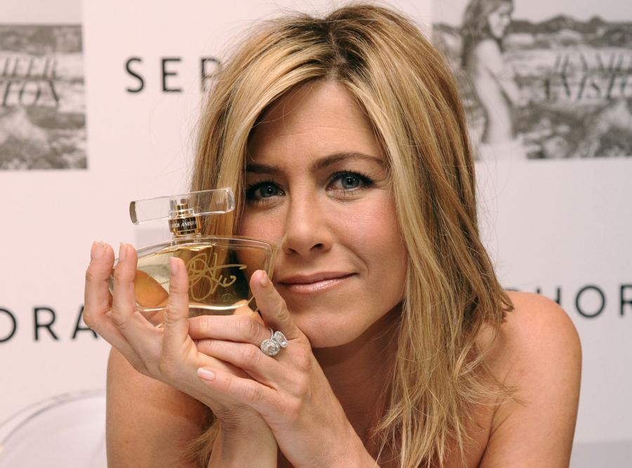 Jennifer Aniston też kibicuje obecnemu amerykańskiemu przywódcy
