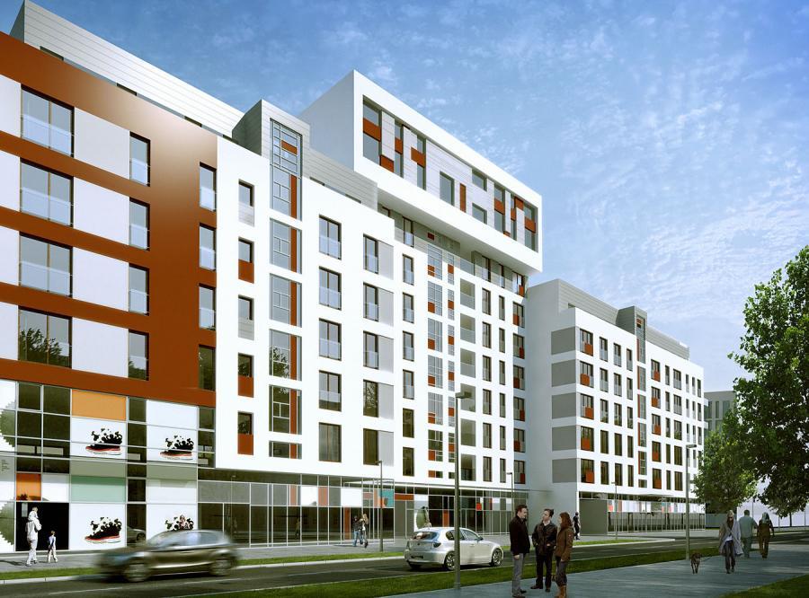 Przy Jana Kazimierza Kronos zbuduje 130 mieszkań
