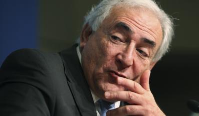 Strauss-Kahn przerywa milczenie. Nie zgadniesz, co powiedział