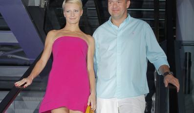 Karolak i Małgorzata Kożuchowska