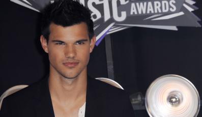 Taylor Lautner na gali MTV VMA 2011