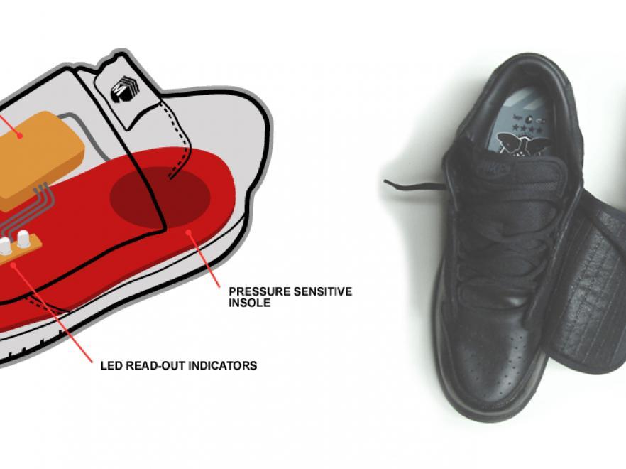 Buty ze skanerem WiFi wieszczą rewolucję