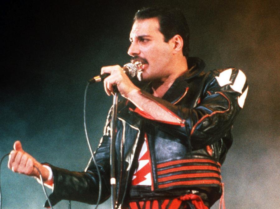 Freddie Mercury (1946 – 1991)