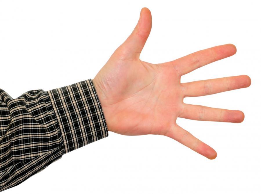 Co można wyczytać z dłoni?