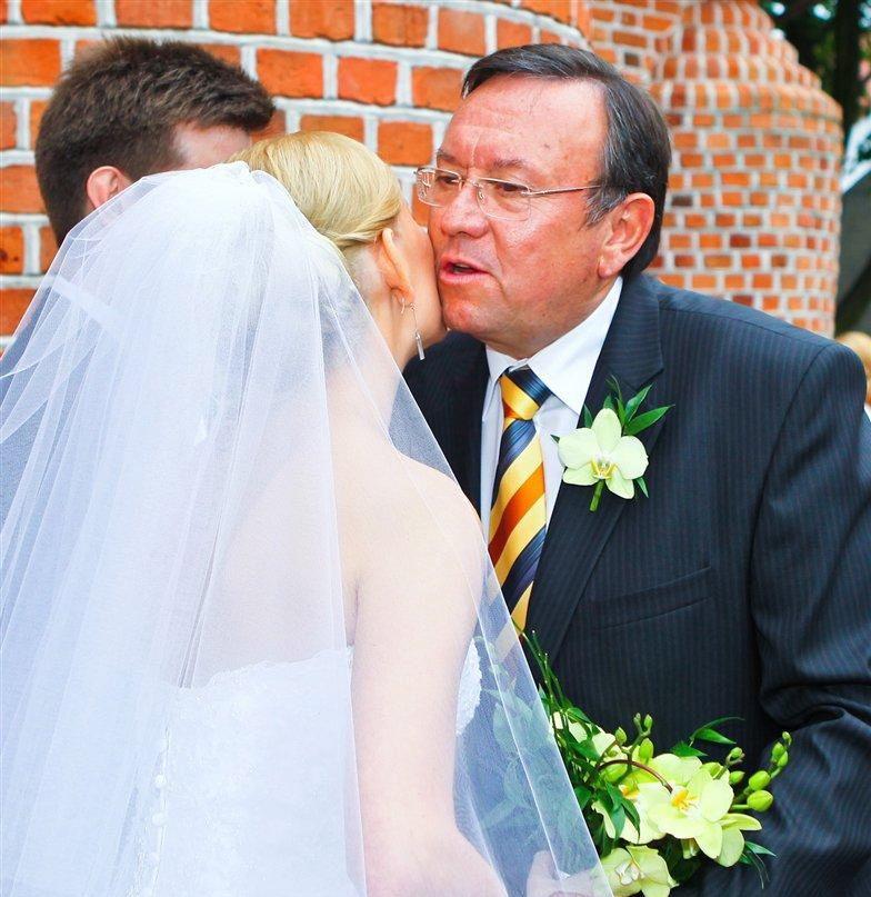 Ślub córki Zbigniewa Buczkowskiego